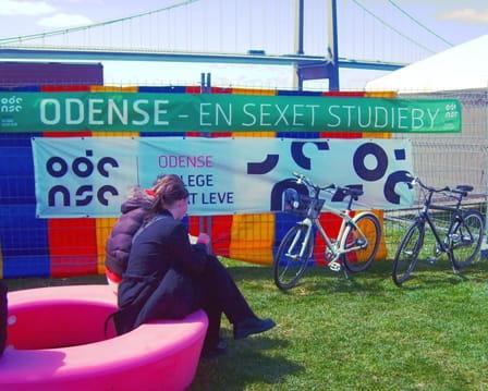 Studiebyen Odense til Rock Under Broen