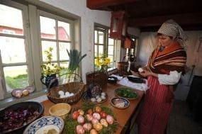 Link til VisitOdenses sider om påsken i Odense