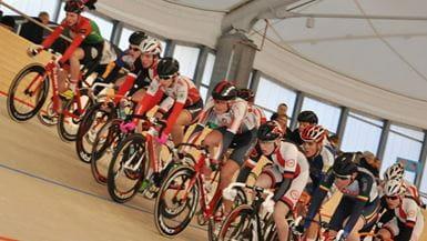 Banecykling hos Cykling Odense