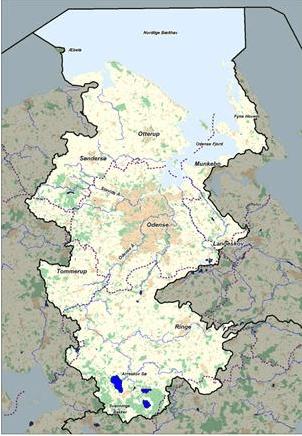 vandområdeplan Odense Fjord