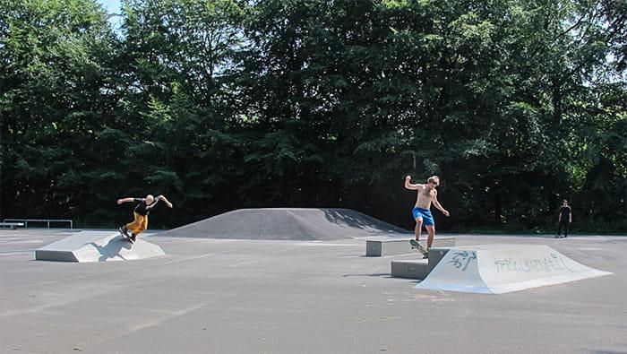 Skaterparken