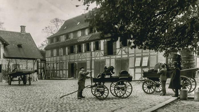 Sukkergården 1920