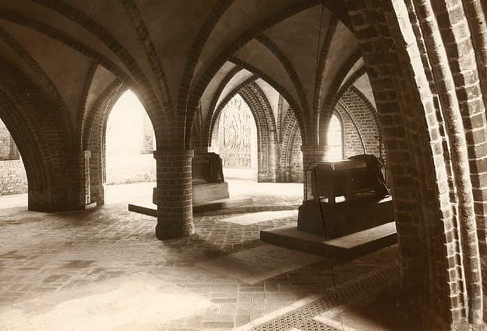 Krypten under Domkirken