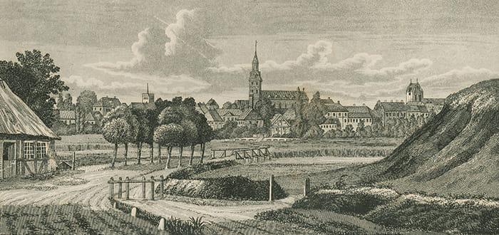 Nonnebakken 1837