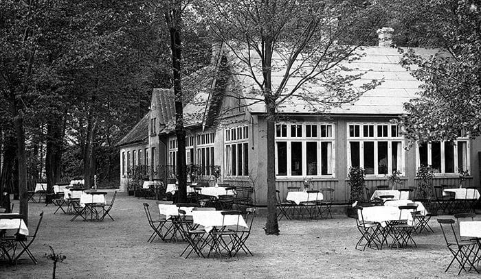 Restaurant Røde hus 1904