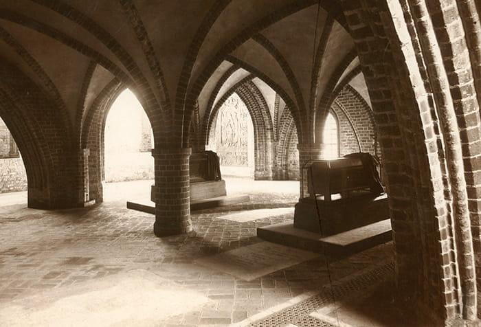 Krypt i Domkirken