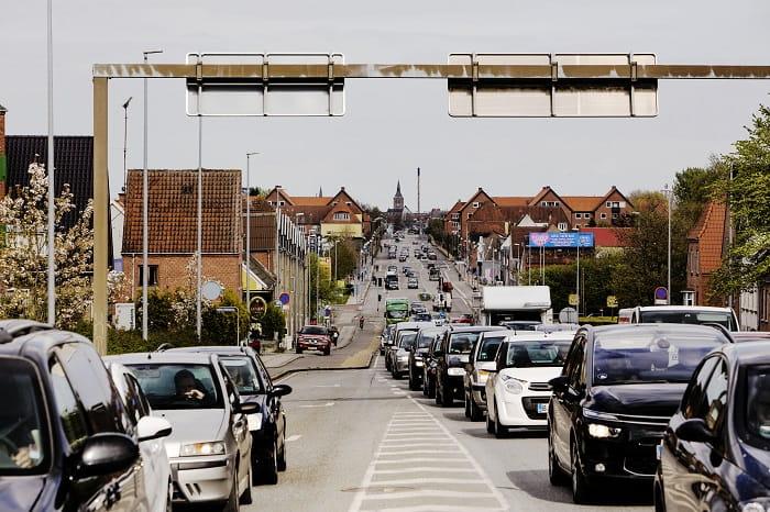 bolbro bydel middelfartvej trafik