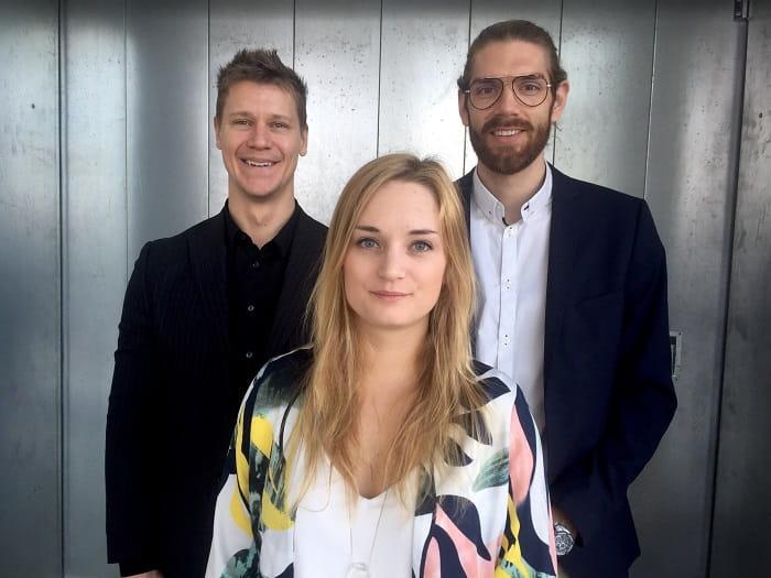 Bydelsfortælling Korsløkke - teamet bag Tendo