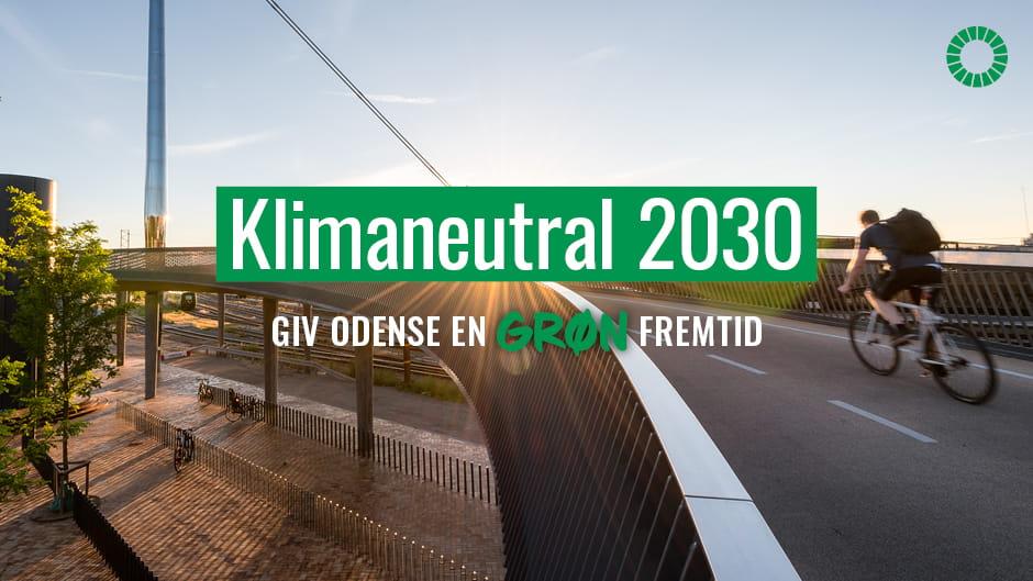 Klimaneutral 2030 Giv Odense en grøn fremtid