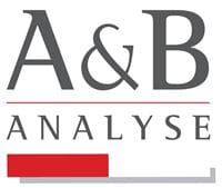 Logo for A&B Analyse