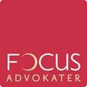 Logo for Focus advokater