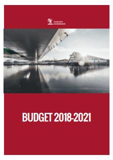 Læs vedtaget budget 2018