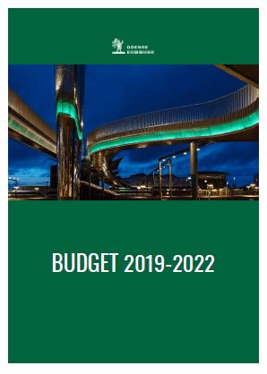 Vedtaget budget 2019