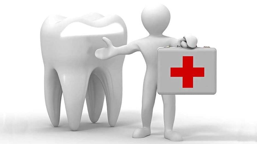 Akut tandpine eller tandskade