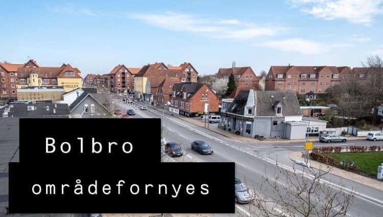 Områdefornyelsen i Bolbro