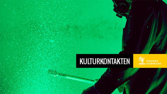 Kulturkontakten logo