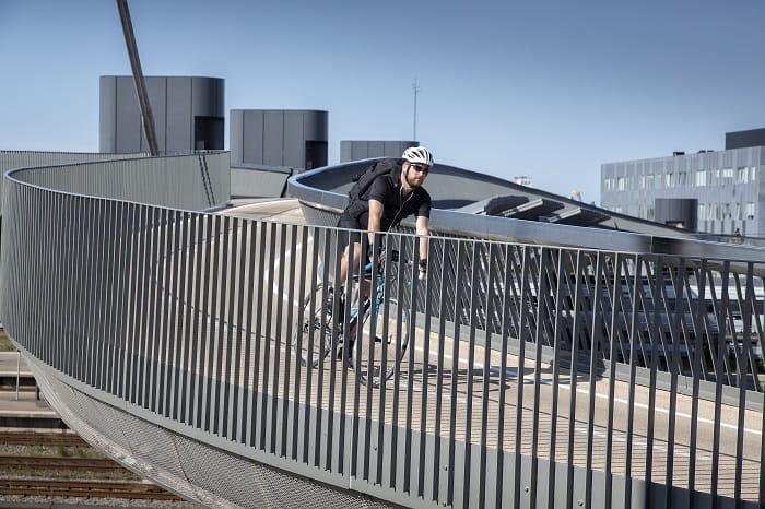 Byens Bro Cyklist