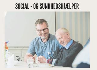 Læs mere om at blive social- og sundhedshjælper