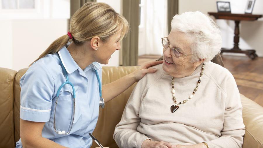 Bliv social- og sundhedsassistent