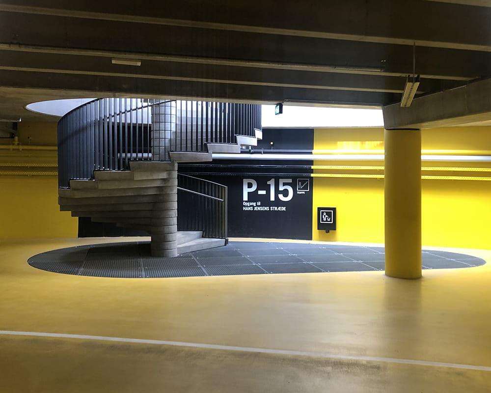 KommuneNyheder - Udbud af parkeringsanlæg
