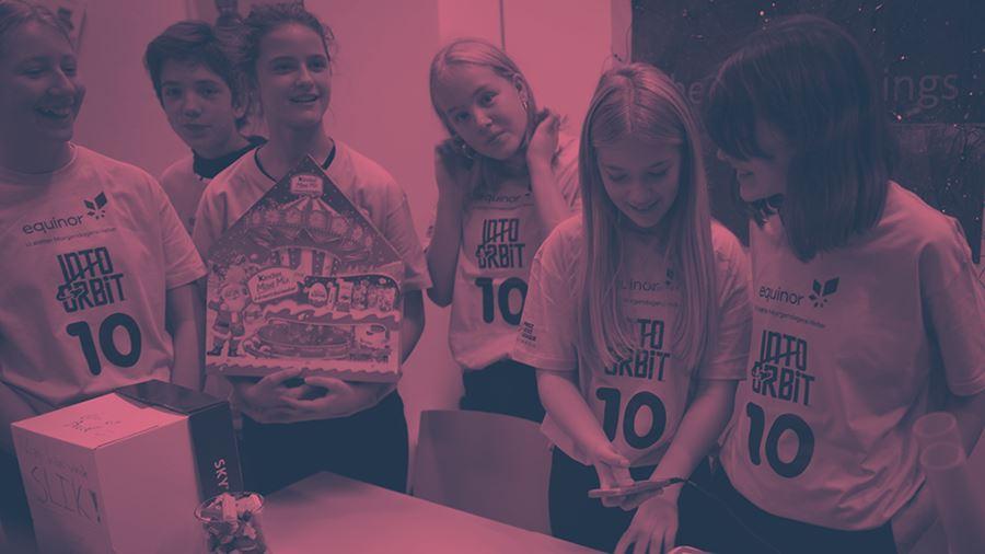 Børnene i Robotbyen
