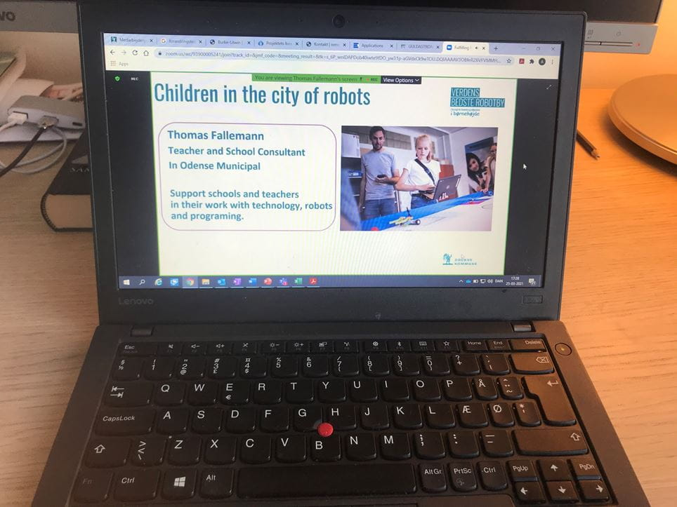 The children of Robot City